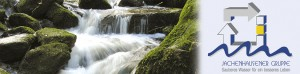 Wasser spendet Leben, bei allen Gelegenheiten